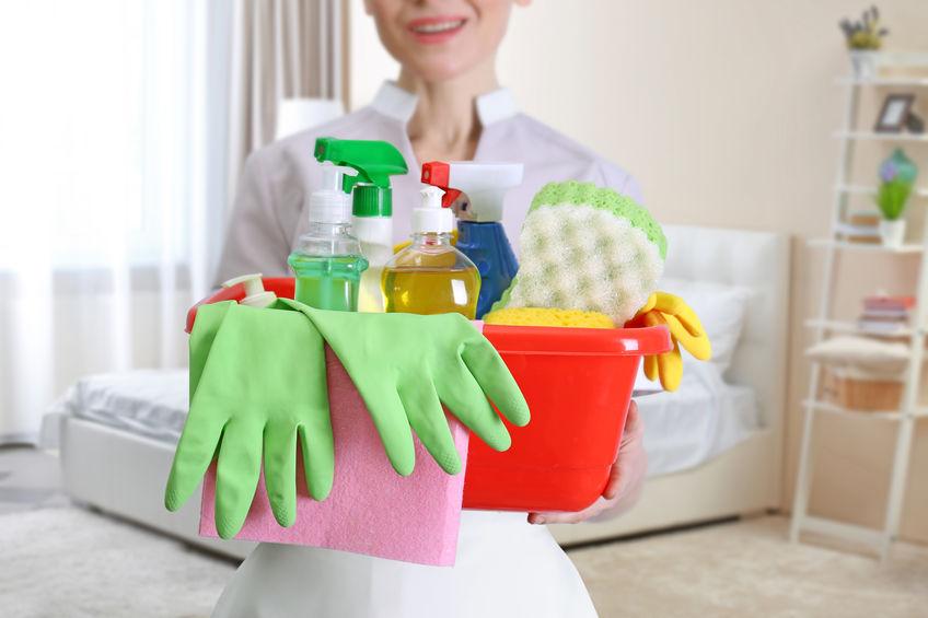 adclic service fourni le matériel de ménage