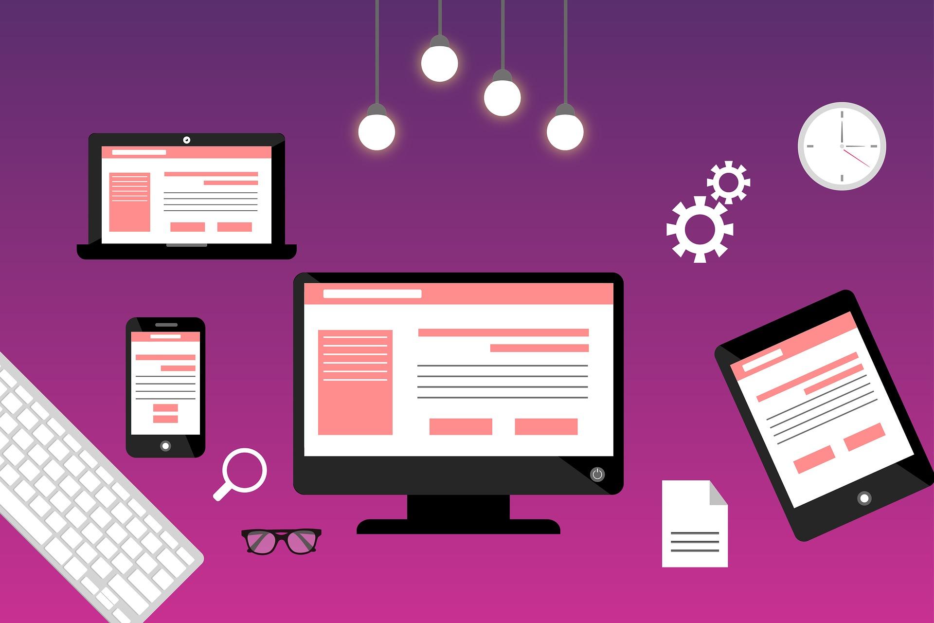 adclic services communication site internet